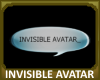Invisible Male Avatar