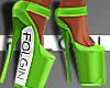 E* GRN Heels