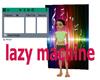 lazy machine