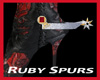 [BAMZ]RUBY SPURS