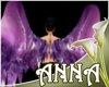 purple elf wings