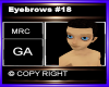 Eyebrows #18