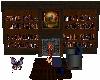 PB^^Fireplace Bookcase+6