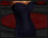 Navy Blue Eve Gown