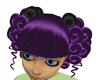 Royal Purple Doll