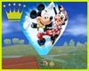 Mickey Hot Air Balloon