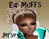 Ear Muffs - White