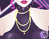 h'' KDA Evelynn Necklace