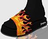 Flames Slides