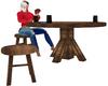 Castle Gaurd Table