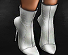 [D]  BOOTS WHITE
