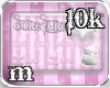 [m] 10k Coreture Card