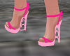 EC| Pink Cupid Shoes