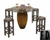 Beach Bar Table