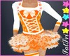 Orange Blossom Tutu