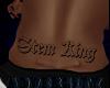 STEM KING BACK INK