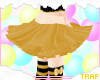 !Trap! Gold Tutu