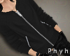 P. Sweater Black