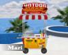 !M! Hot Dog Cart