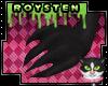 Jareth Monster Paws