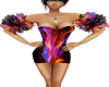 Carnival Fire Dress