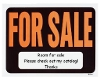 Room For Sale Sign