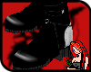 Black Metal Boots