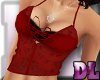 DL: Lacey Baby Red