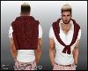 D- Hip Polo Burg Sweater