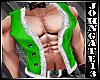 Green Santa Muscle Vest