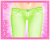 . BB green jeans
