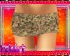 perfumed flower shorts