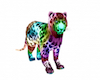 Rainbow Leopard w Poses