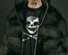 vlone skull