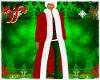 *jf* Long Santa Coat M