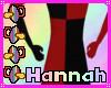 Kids Harley Quinn Gloves