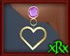 Heart Earrings June