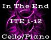 In The End -Cello/Piano-