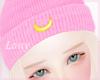 ✿Luna` Hair+Hat .Pinku