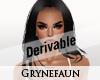 Derivable long hair 23