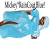 Mickey*Blue RainCoat*