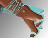 Summer Shoes- Blue