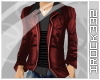 [irk] Jacket TopVAMP RED