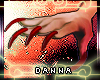 'S|| Demon Claws Red