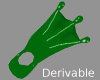 Derivable Frog Feet