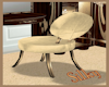 ~SD~ WINTER VANITY CHAIR
