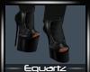 Dolce Black Heels