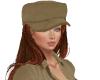 TF* Khaki Hat to match
