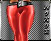 NIX~Shinny Skinny Red