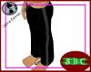 TWOK: Pants BLACK M